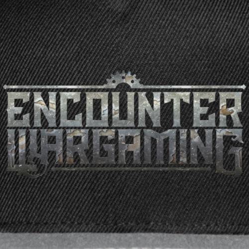 Encounter Wargaming Cap - Snap-back Baseball Cap