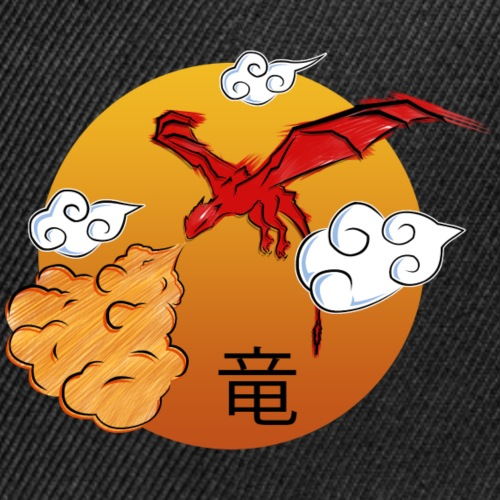 Dragon - Snap-back Baseball Cap