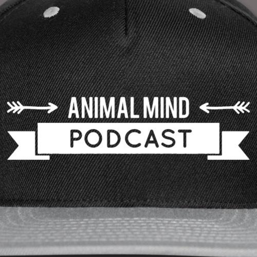 Animal Mind Podcast - Arrow Banner - Snap-back Baseball Cap