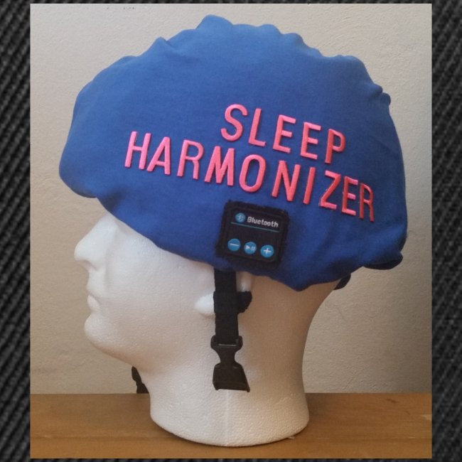 Sleep Harmonizer Helmet Model