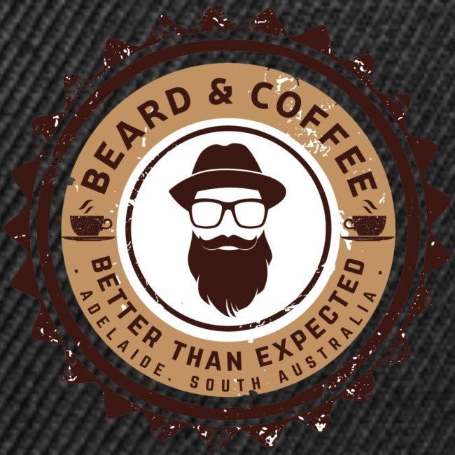 Beard and Coffee Merch