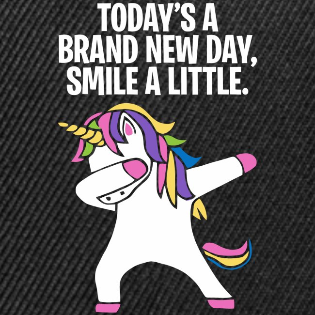Unicorn DAB T-shirt
