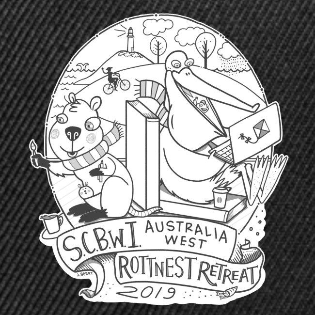 SCBWI Australia West - 2019 Rottnest Retreat: grey