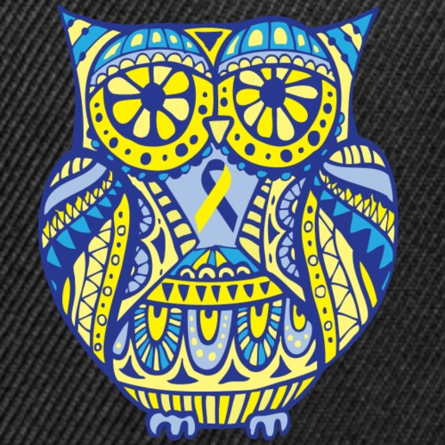 Owl - Snap-back Baseball Cap