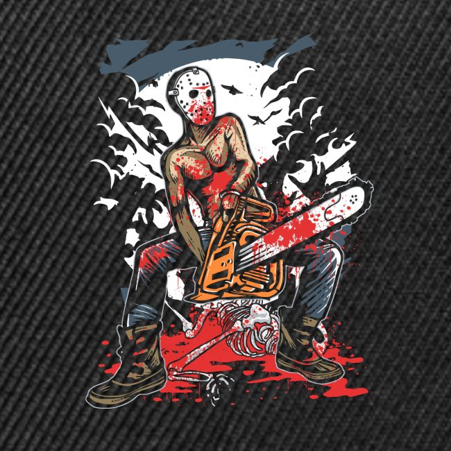 Halloween Chainsaw Killer