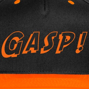 Gasp! - Snap-back Baseball Cap
