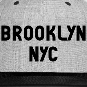 BROOKLYN NYC - Snap-back Baseball Cap