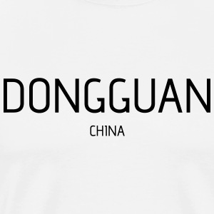 dongguan - Men's Premium T-Shirt