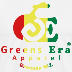 Greens Era Official Apparel - Men's Premium T-Shirt
