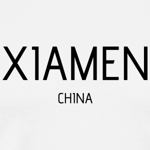Xiamen - Men's Premium T-Shirt