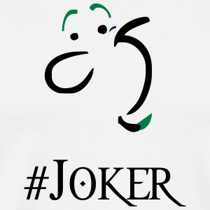 joker - Men's Premium T-Shirt