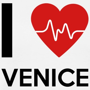 I Love Venice - Men's Premium T-Shirt