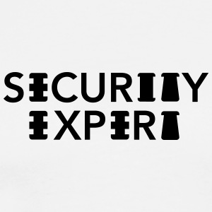 Security Expert - Men's Premium T-Shirt
