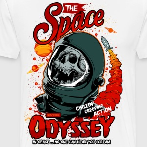 the space odyssey - Men's Premium T-Shirt