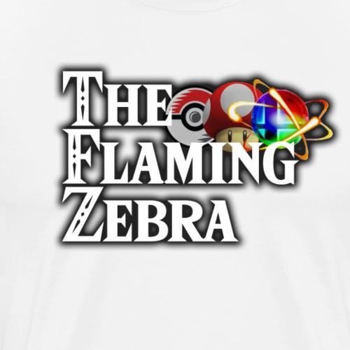 TFZ Big LOGO - Men's Premium T-Shirt
