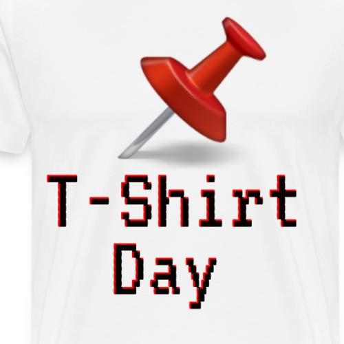 T-Shirt Tee - Men's Premium T-Shirt