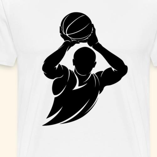 A Baller Balling - Men's Premium T-Shirt