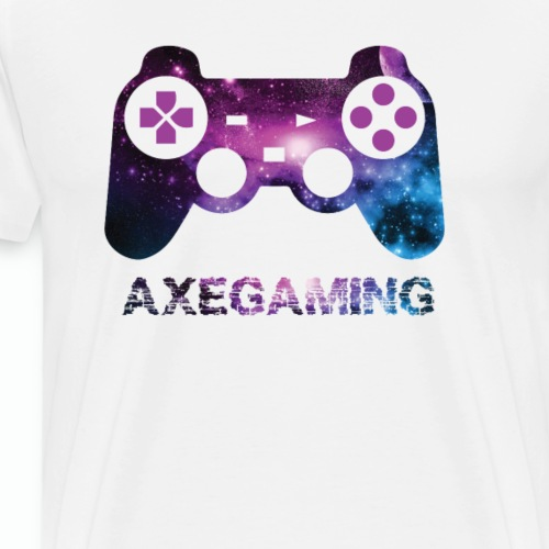 AxeGaming Controller - Men's Premium T-Shirt