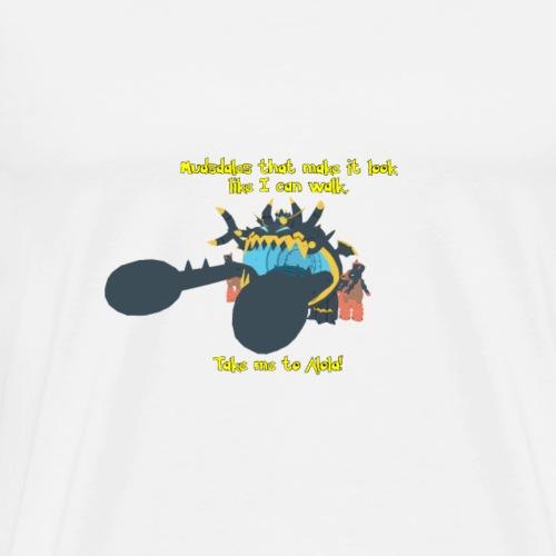 John Guzzman - Men's Premium T-Shirt