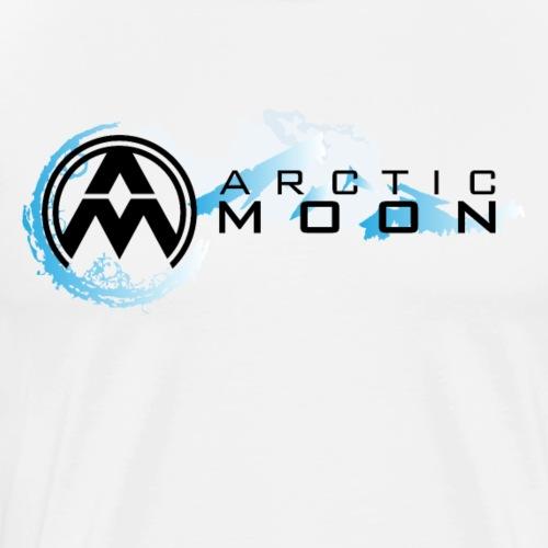 Arctic Moon Design 4 - Men's Premium T-Shirt