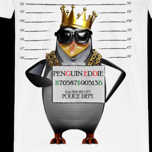 EddieThaPenguin - Men's Premium T-Shirt
