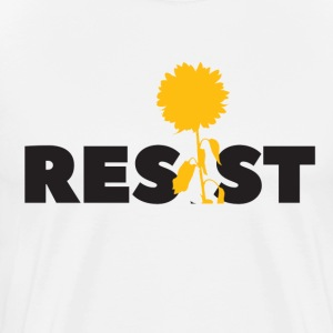 resistflower - Men's Premium T-Shirt