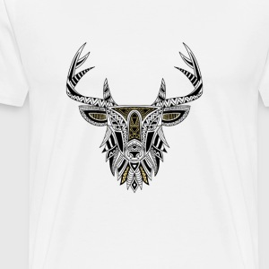 deer deerhunter hunting sport hound - Men's Premium T-Shirt