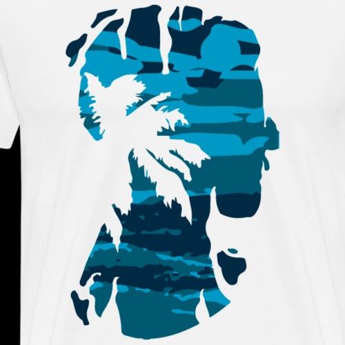 BEACH HEAD t-SHIRT - Men's Premium T-Shirt