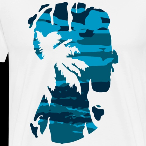 BEACH HEAD t-SHIRT - Men's Premium T-Shirt