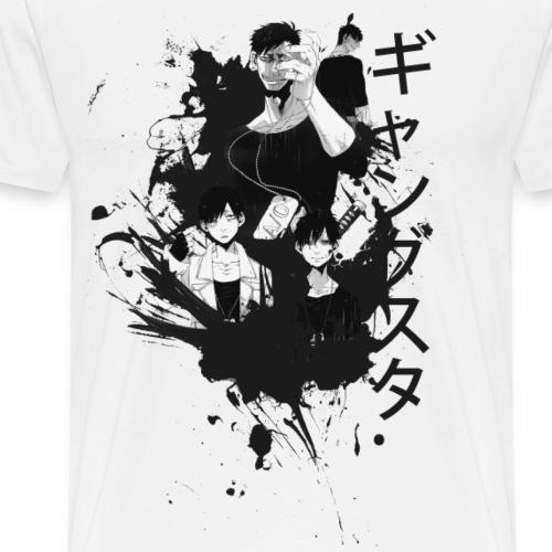 Gangsta. - Men's Premium T-Shirt