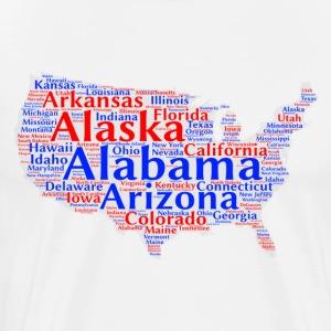 United States Design - Men's Premium T-Shirt