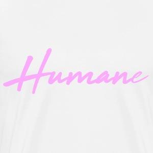 HUMANe Pink - Men's Premium T-Shirt