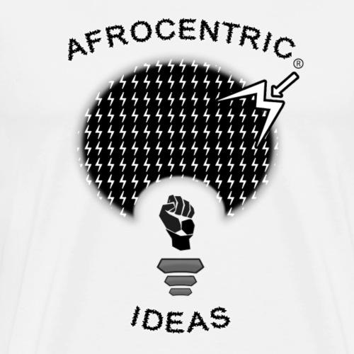 AfroCentric_Monochrome - Men's Premium T-Shirt
