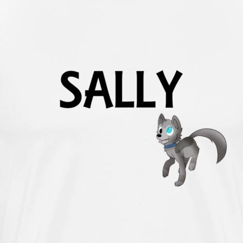 Sally The Dog - Men's Premium T-Shirt