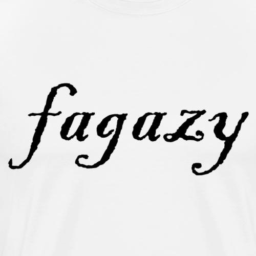 FAGAZY - Men's Premium T-Shirt