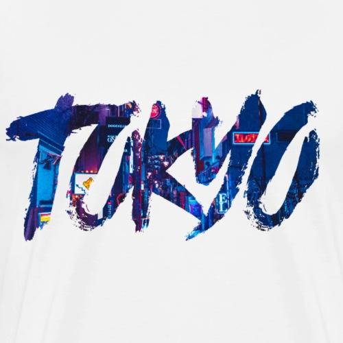 Toyko Damashii Style - Men's Premium T-Shirt