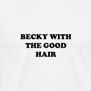 GOOD HAIR - Men's Premium T-Shirt