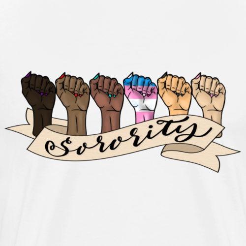 SORORITY - Men's Premium T-Shirt