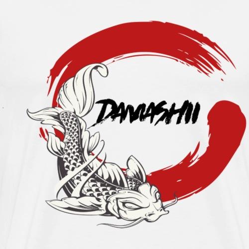 Damashii Koi Style - Men's Premium T-Shirt