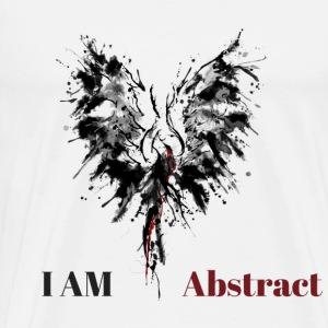 I am Abstract - Men's Premium T-Shirt