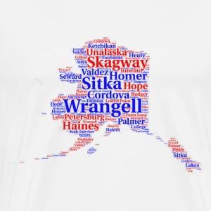 Alaska Design - Men's Premium T-Shirt