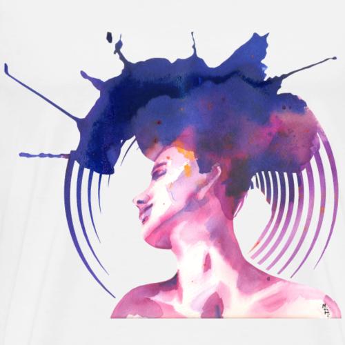 Watercolor Op Art 2