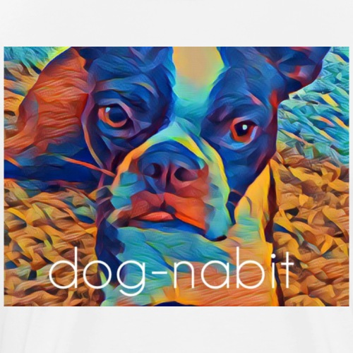 Dog Nabit - Men's Premium T-Shirt
