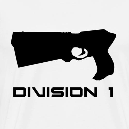 Division 1 - Men's Premium T-Shirt