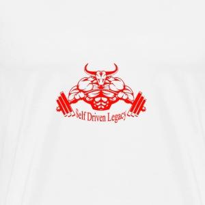SDL Red - Men's Premium T-Shirt