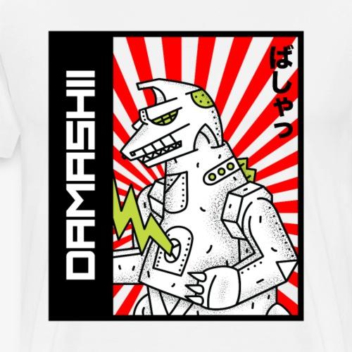 Godzilla Damashii - Men's Premium T-Shirt