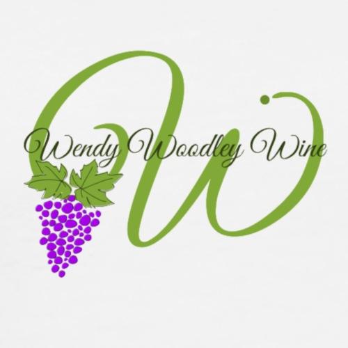 Wendy Woodley Wine - Men's Premium T-Shirt