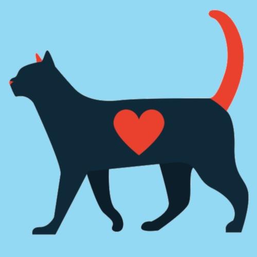 Kitty Love - Men's Premium T-Shirt