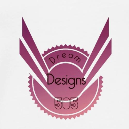 Dream Designs 505 logo - Men's Premium T-Shirt
