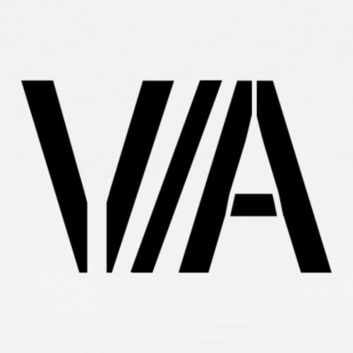 VA Logo - Men's Premium T-Shirt